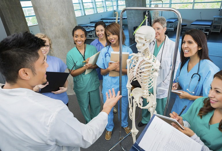 Doctor of Medicine in Anatomy