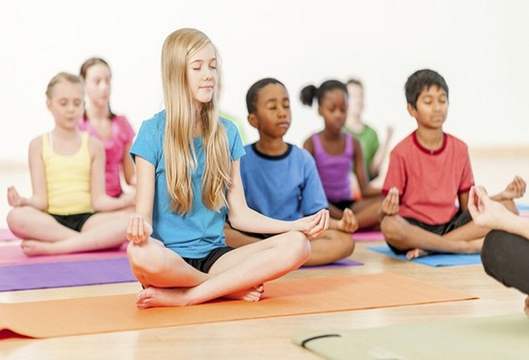 CERTIFICATE IN CHILD HEALTH BY YOGA