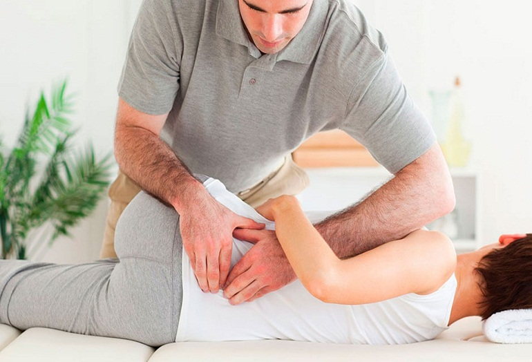 CERTIFICATE IN SPINAL MANIPULATION BY NATUROPATHY