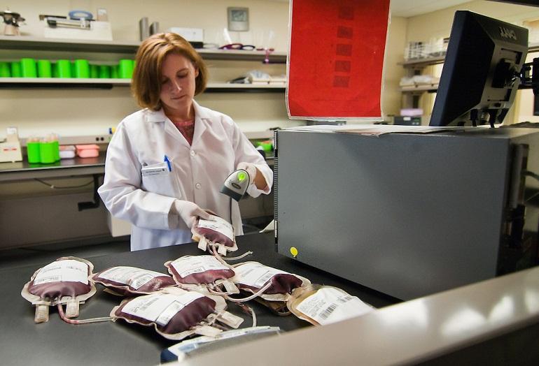 Certificate in Blood Bank Technician