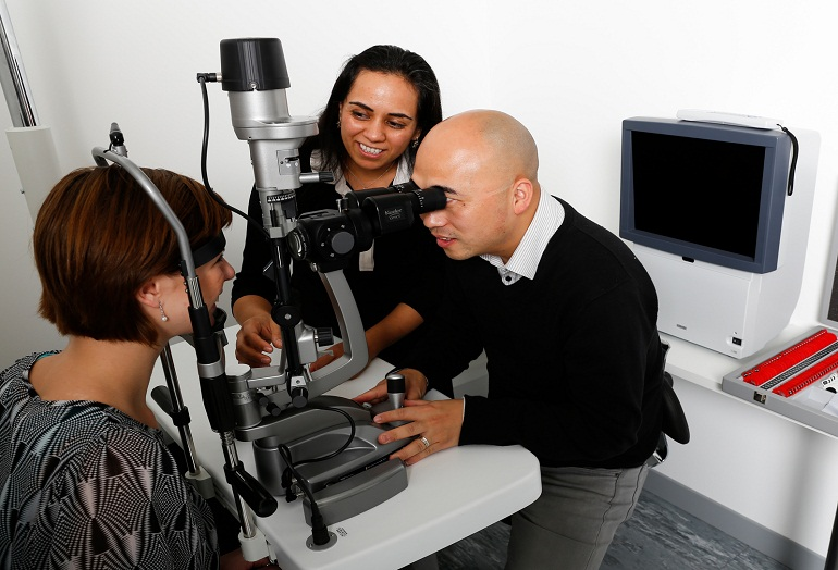 Master in Optometry And Ophthalmic Technology