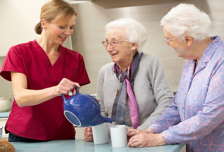 CERTIFICATE IN OLD AGE CARE