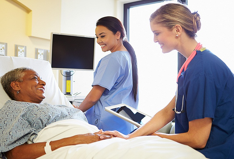 Certificate Course in Nursing Care Assistant